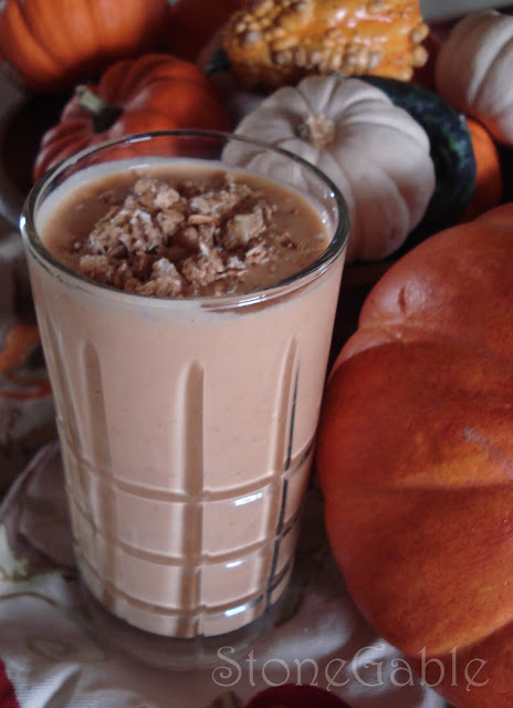 Pumpkin (pie) Smoothie
