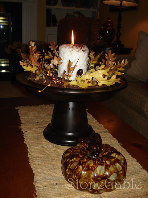 SCENTsational Fall Decor