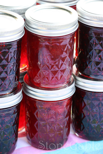 StoneGable Strawberry Jam
