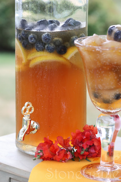 Easy and Delicious StoneGable Iced Tea & Giveaway