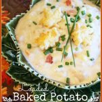 StoneGable Loaded Baked Potato Soup