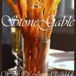 ON THE MENU AT STONEGABLE~ WEEK OF FATHER'S DAY 2011