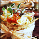 STONEGABLE PASTA SALAD IN A JAR