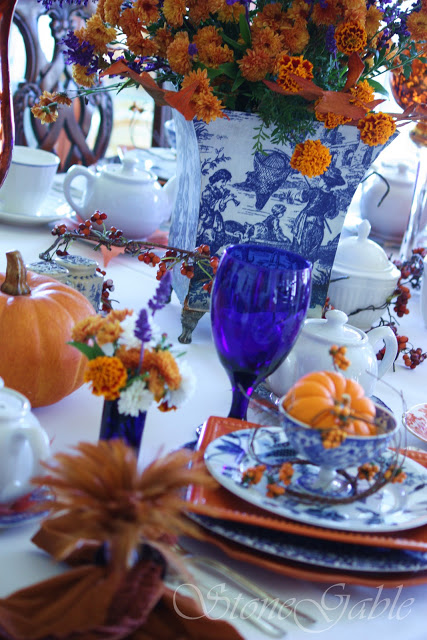 Autumn High Tea