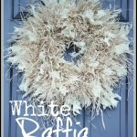 RAFFIA WREATH TUTORIAL