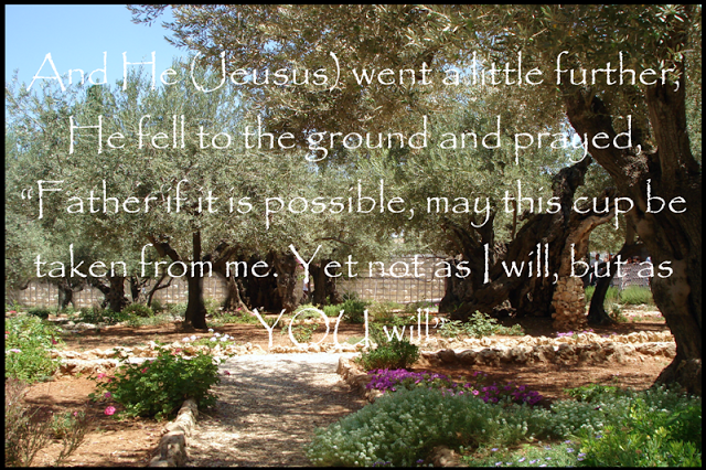 SUNDAY SCRIPTURE~ April 1, 2012