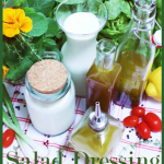 SALAD DRESSING PRIMER and GIVEAWAY