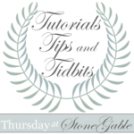TUTORIALS TIPS AND TIDBITS # 7