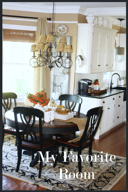 MY FAVORITE ROOM… FEATURED AT SAVVY SOUTHERN STYLE