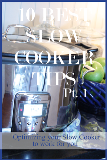 10 BEST SLOW COOKER TIPS ~ Part 1