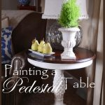 Painting+A+Pedestal+Table+TITLE+PAGE+-BLOG