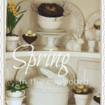 SPRING IN THE CUPBOARD