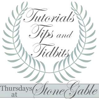 TUTORIAL TIPS AND TIDBITS #45 AND GIVEAWAY WINNER