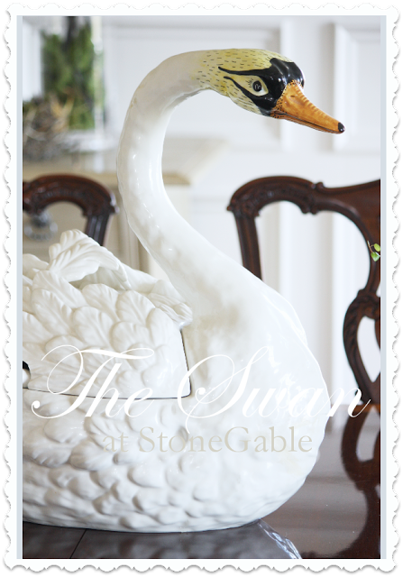 THE SWAN AT STONEGABLE
