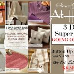 STONEGABLE AT HOME 3 DAY SUPER SALE!