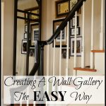 CREATING A WALL GALLERY THE EASY WAY
