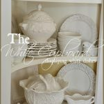 THE WHITE CUPBOARD