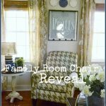 FAMILY ROOM CHAIR REVEAL