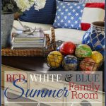 RED-WHITE-BLUE-PILLOWS-FAMILY+ROOM-STONEGABLEBLOG.COM_