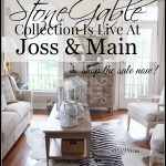 STONEGABLE COLLECTION IS LIVE AT JOSS AND MAIN