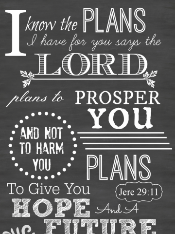 I+know+the+plans+I+have+for+you+says+the+LORD
