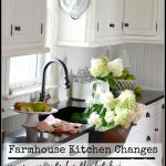 FARMHOUSE KITCHEN CHANGES