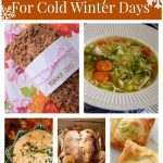 10 COZY SCRUMPTIOUS RECIPES FOR COLD WINTER DAYS!