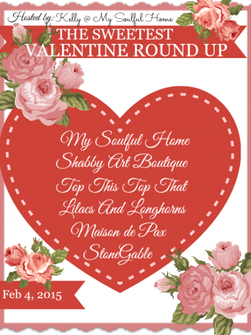 THE SWEETEST VALENTINE ROUND UP- 600 X 600 BUTTON