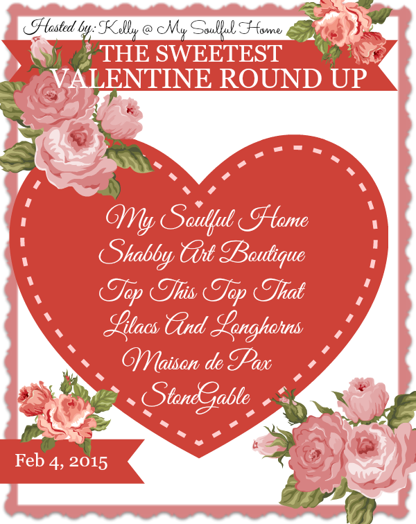 THE SWEETEST VALENTINE ROUND UP