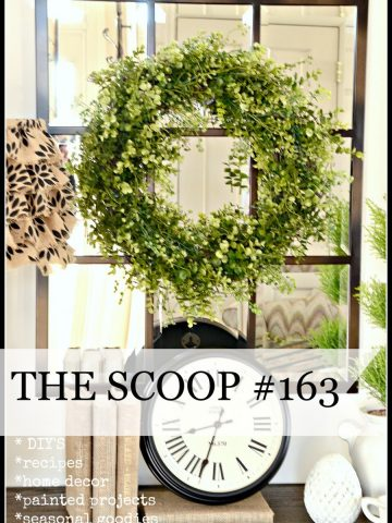 THE SCOOP #163- hundreds of great posts and tons of inspiration-stonegableblog.com