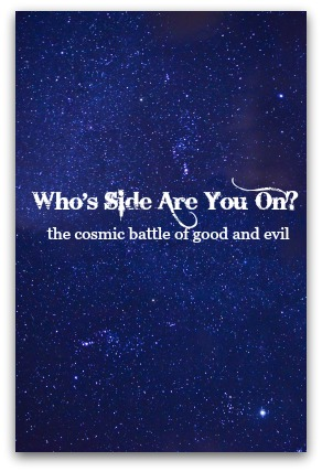 Who's side are you on-sunday scripture-stonegableblog.com