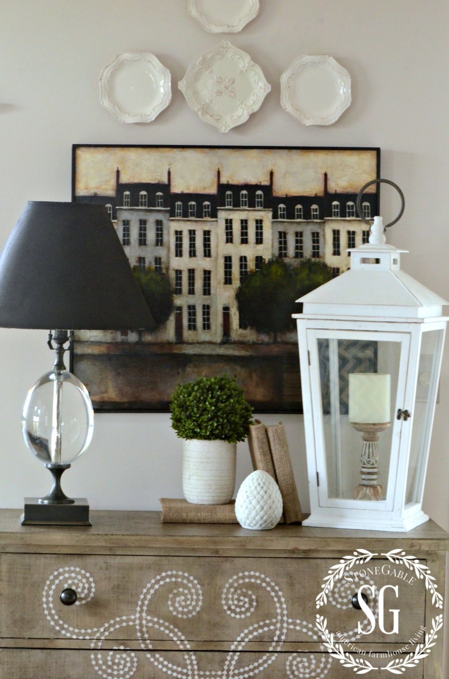 LOVING LANTERNS... TIPS FOR DECORATING WITH THEM