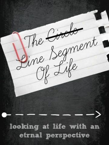 THE LINE SEGMENT OF LIFE-SUNDAY SCRIPTURE-stonegableblog.com