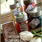 AGNES AND IRENE $150.00 CANDLE GIVEAWAY
