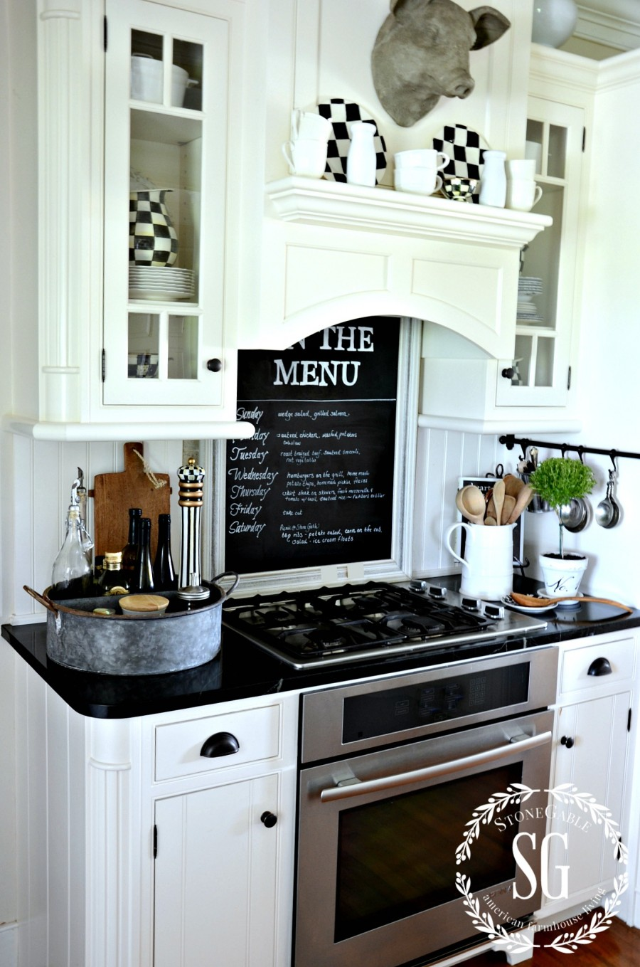 stonegable on pinterest white dishes farmhouse kitchens