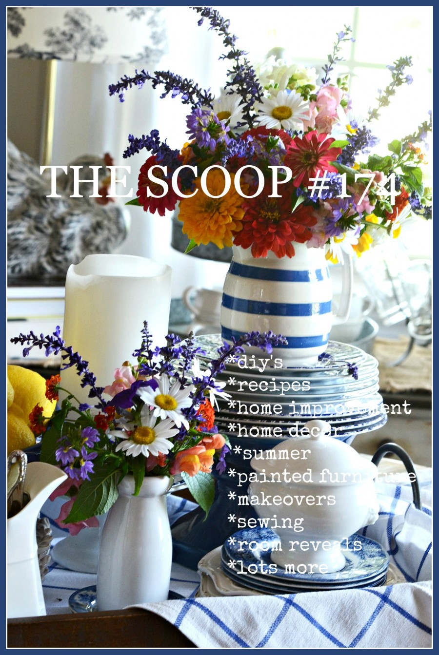 THE SCOOP-Hundreds of creative posts and lots of inspiration!-stonegableblog.com