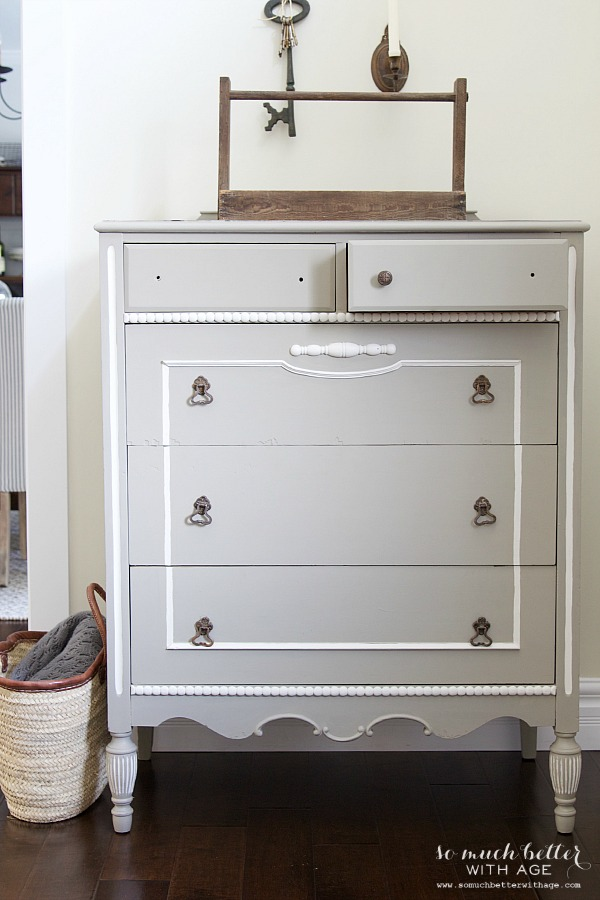 grey-antique-dresser
