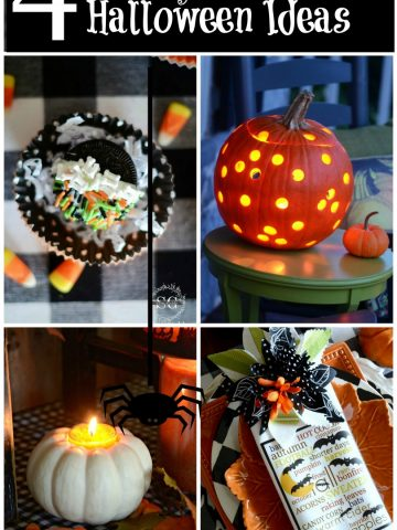 4 HALLOWEEN IDEAS THAT ARE NOT SCARY OR GORY