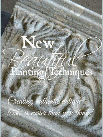 NEW BEAUTIFUL PAINTING TECHNIQUES