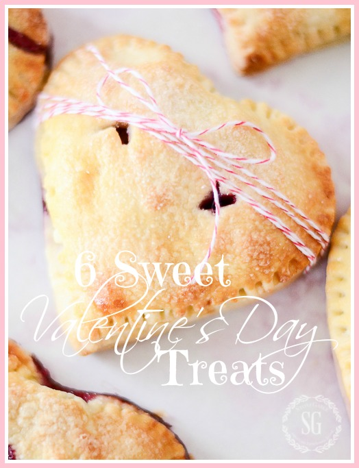 6 SWEET VALENTINE'S DAY TREATS