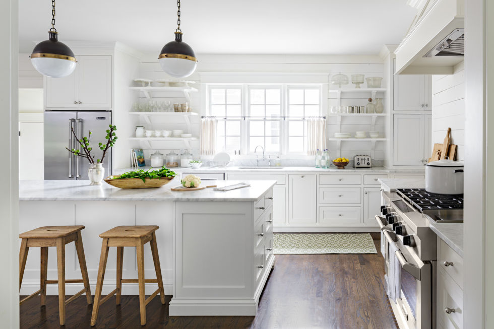 10 Ways To Warm Up White Decor Stonegable