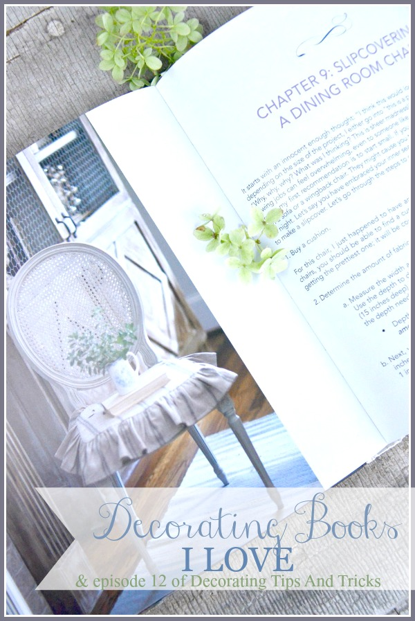 Decorating books i love and episode 12 of decorating tips - Decorating tips and tricks ...