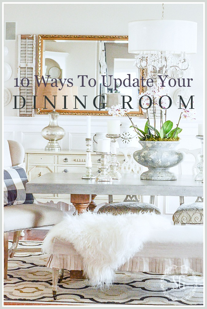 10 ways to update your living room stonegable