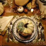 Second Thanksgiving Table
