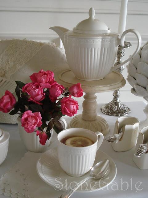 A Tea Time Buffet