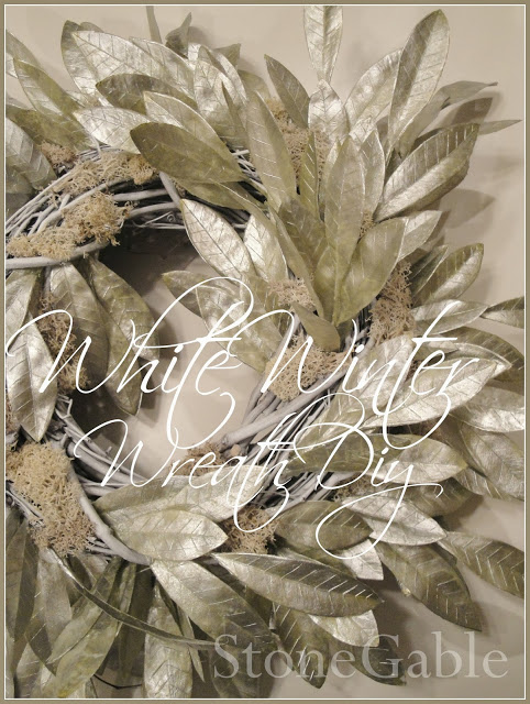 Winter White Wreath