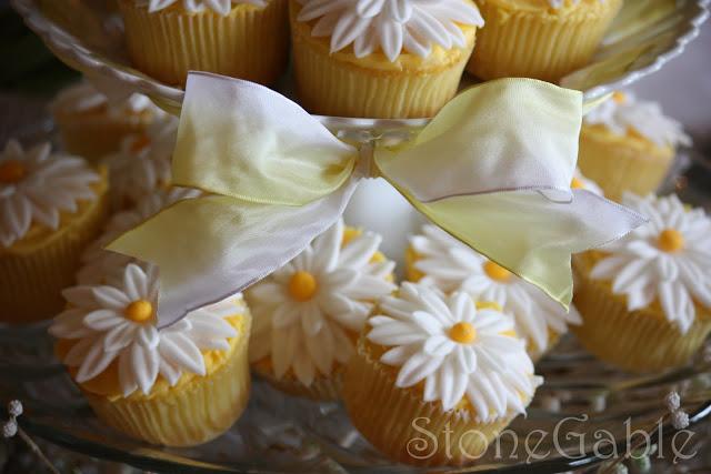 Bridal Shower Desset Table
