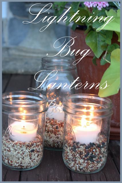 Lightning Bug Lanterns
