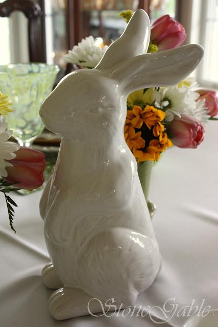 Fresh As A Daisy Easter Breakfast Table Stonegable