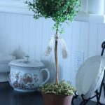 Rustic Summer Topiary